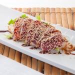 MAGURO TATAKI - Filetti di tonno tataki