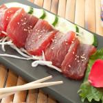 MAGURO WASABI - Filetti di tonno crudo con wasabi
