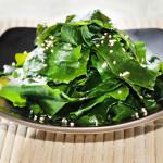 WAKAME SUONOMONO - Alghe giapponesi in aceto di riso