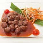 GYONIKU - Filetto di manzo alla piastra