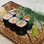 SHAKE MAKI - Riso e Salmone