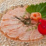 SHAKE CARPACCIO - Carpaccio di salmone