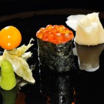 IKURA - Nigiri di uova di salmone