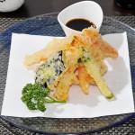 YASAI TEMPURA Verdure miste fritte con pastella leggera